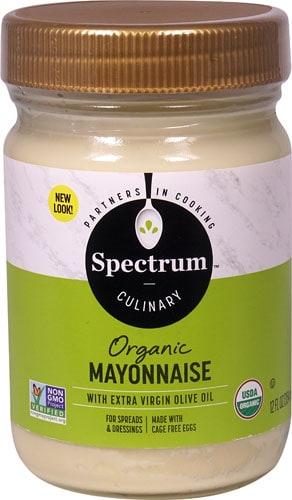 spectrum organic mayo