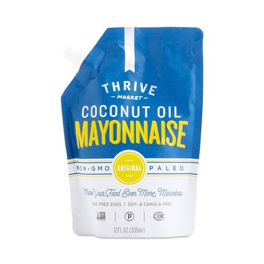 thrive coconut oil mayo