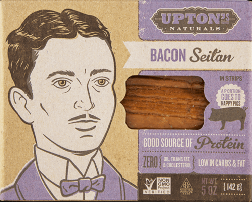 upton natural bacon seitan