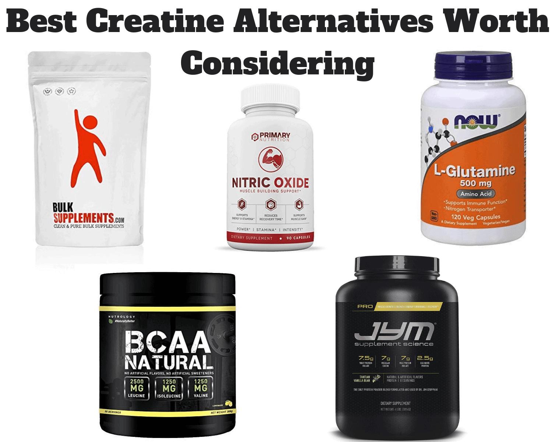 Best Creatine Alternatives Worth Considering