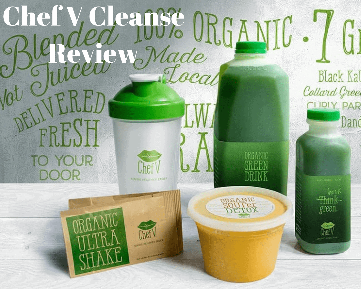 Chef V Cleanse Review