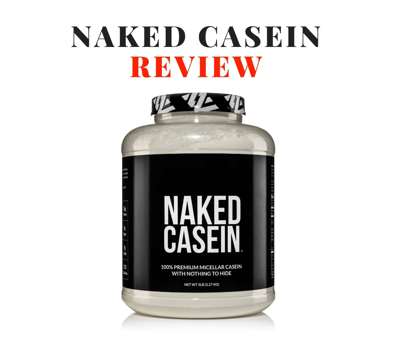 Naked Casein Review – All You Need to Know