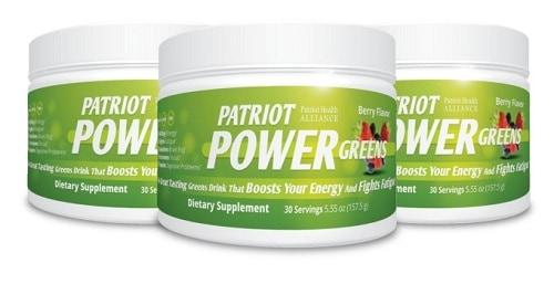 Patriot-Power-Greens 1