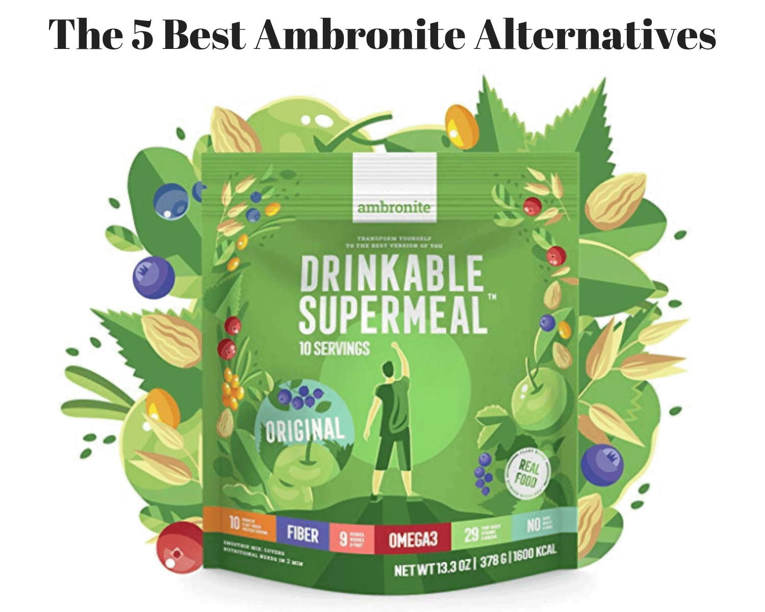 The 5 Best Ambronite Alternatives