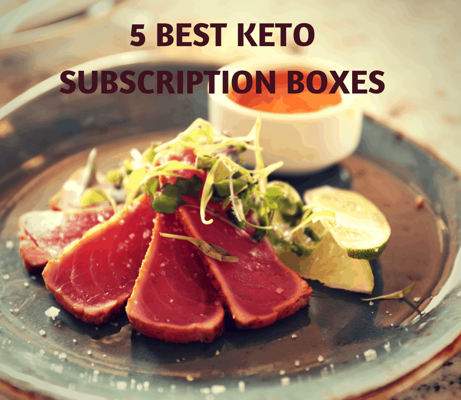 The 5 Best Keto Subscription Boxes - Which One Is Perfect For You