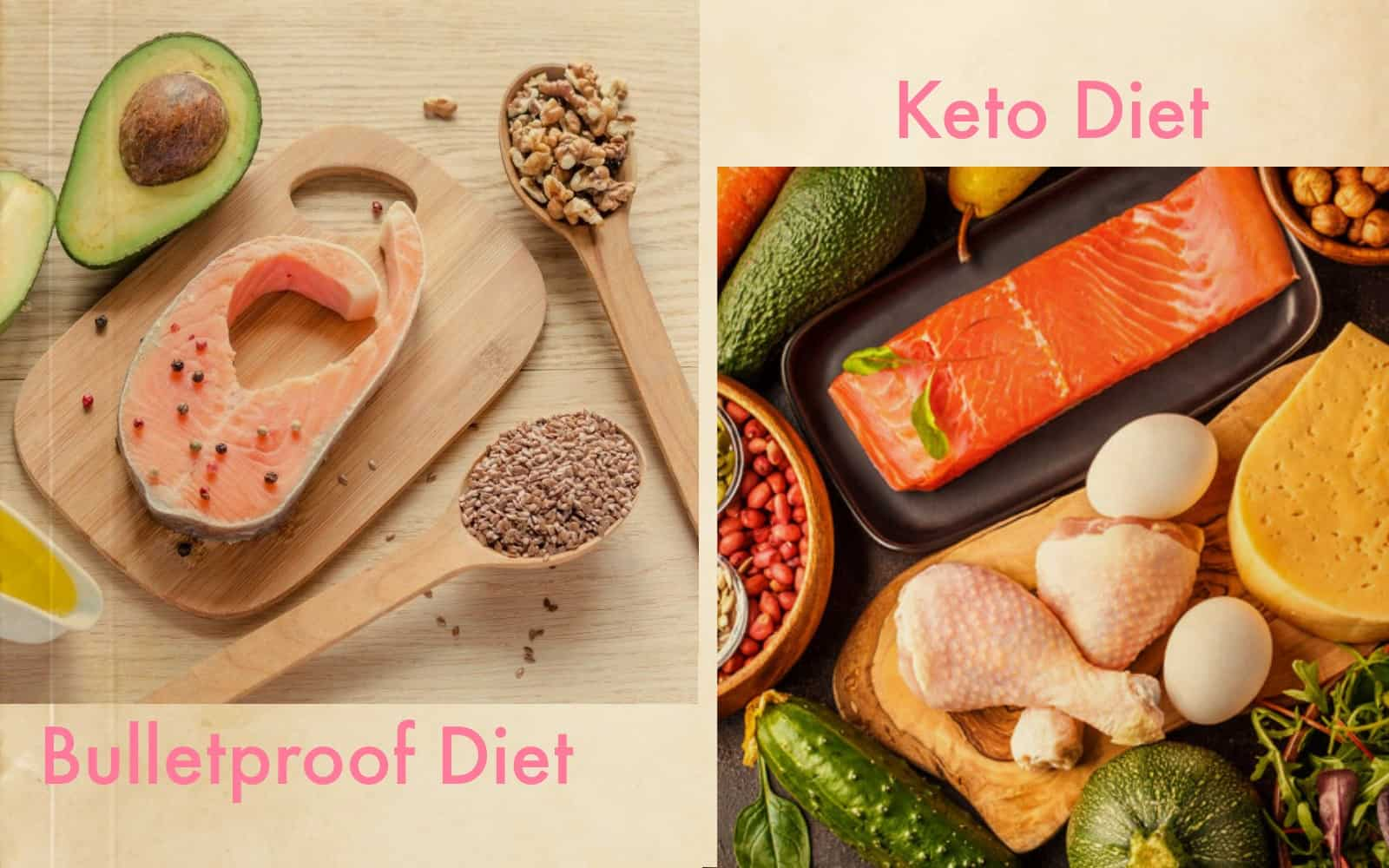 bulletproof vs Keto diet