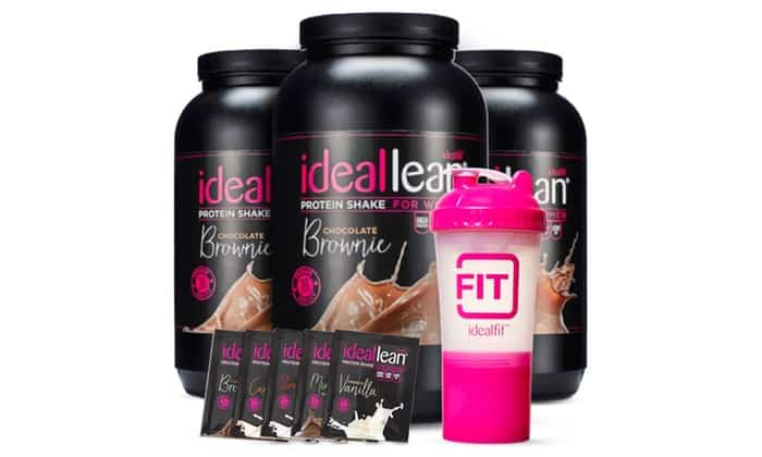ideal fit protein shake