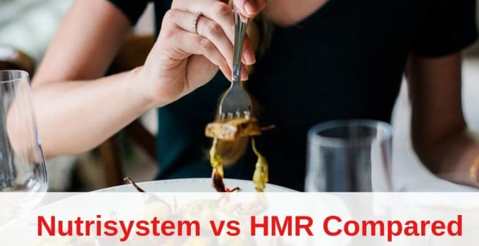 Nutrisystem vs HMR Compared