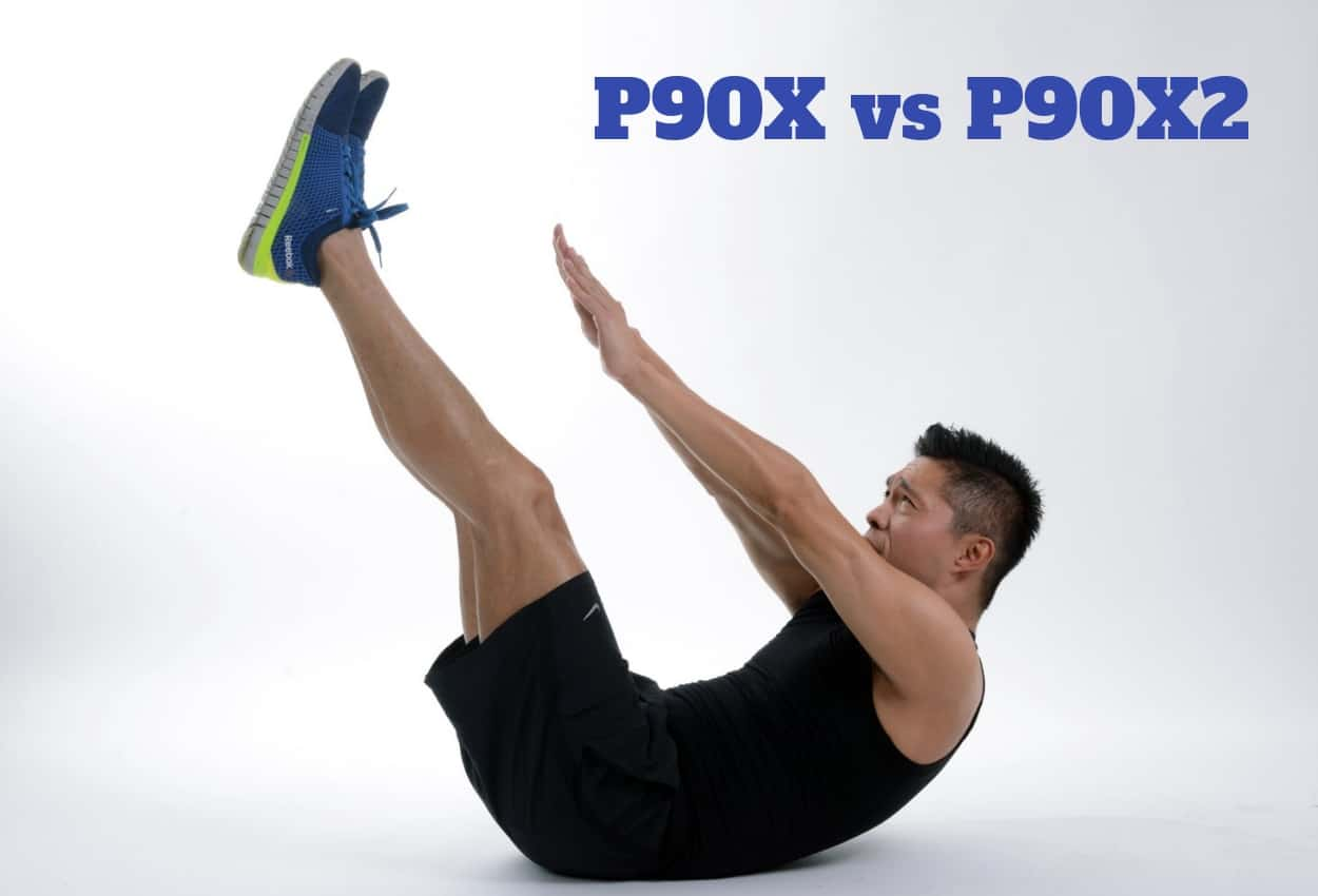 P90X vs P90X2 [June 2019]: Which One Is Right for You?