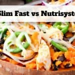 SlimFast vs Nutrisystem [2020 Edition]: Which is Better?