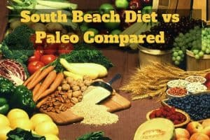 South Beach Diet vs Paleo Compared