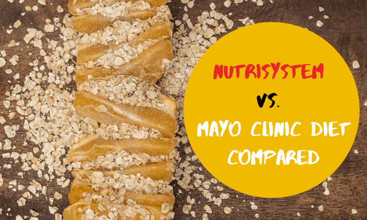 Nutrisystem vs Mayo Clinic Diet - Features and Main Differences!