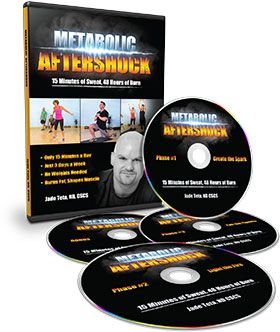 dvd metabolic aftershock