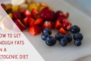 How to Get Enough Healthy Fats on a Ketogenic Diet
